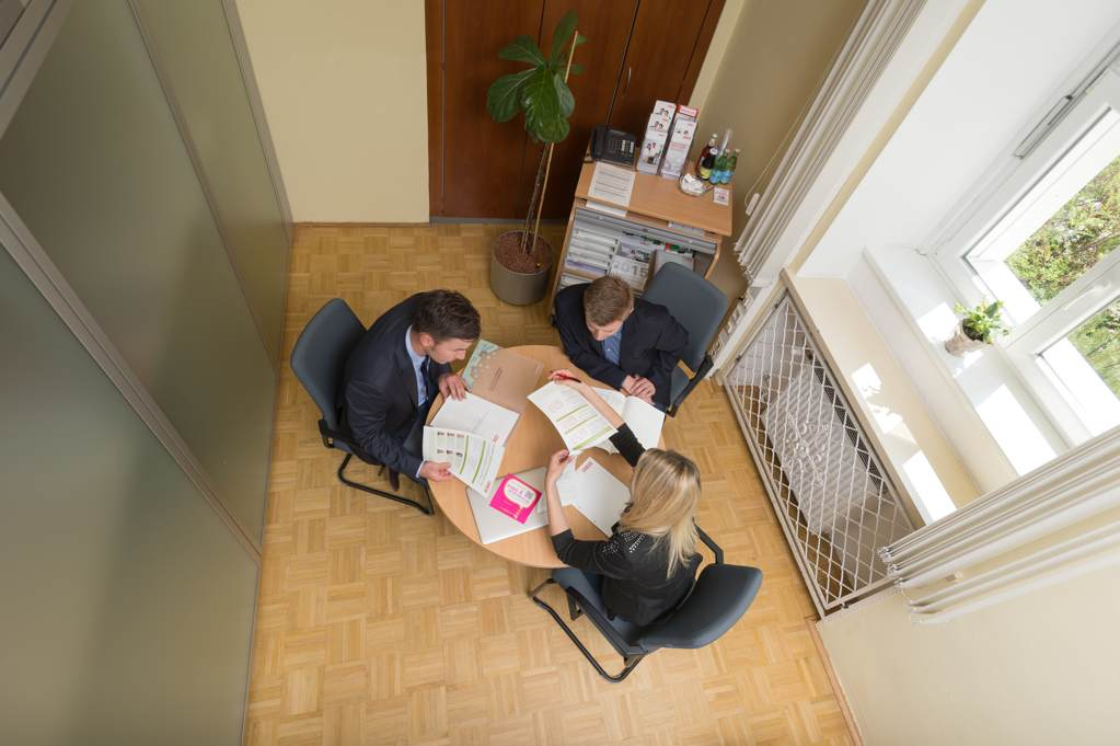 Business Lounge Besprechungsraum klein