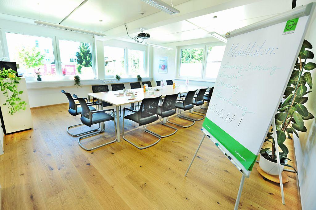 Business Lounge St.Veit Seminarraum