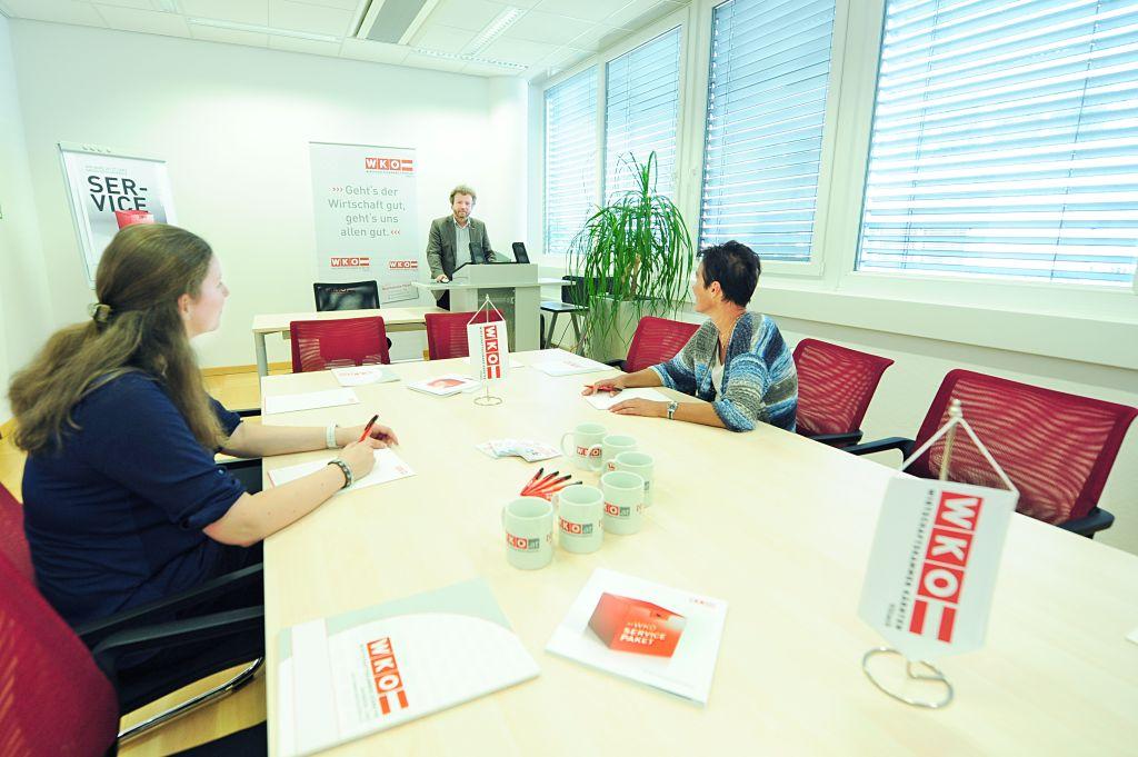 Business Lounge Villach Seminarraum